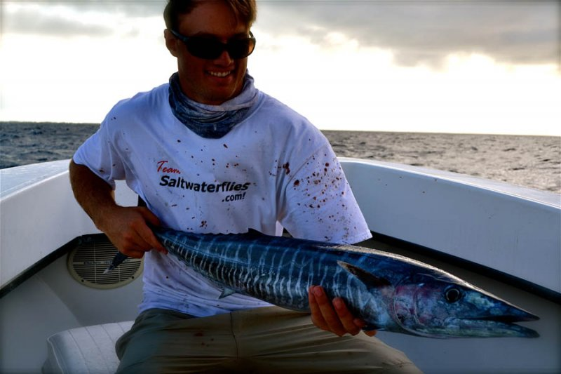 Captain barr gardiner bonefish unlimited turks caicos for Turks and caicos fishing charters