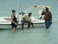 Bonefish Guide Turks and Caicos