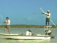 Turks and Caicos Flats Fishing