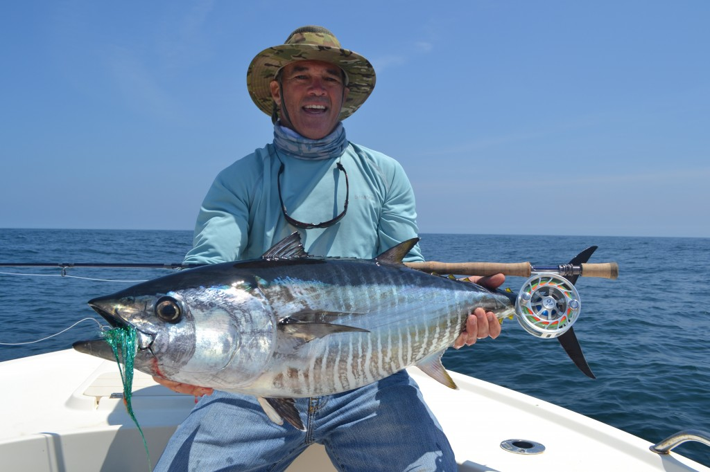 bluefin tuna fly fishing