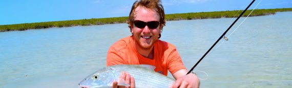 Turks and Caicos Bonefishing