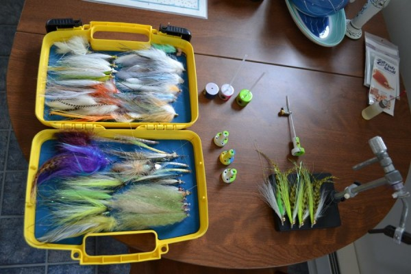 turks and caicos fly tying